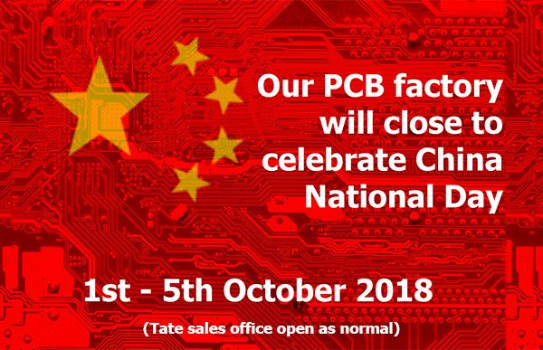 PCB manufacture in China