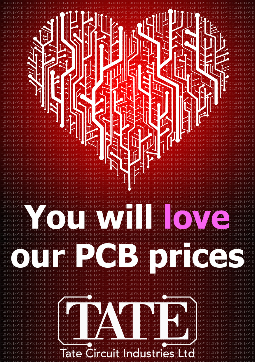 You will LOVE our PCB prices