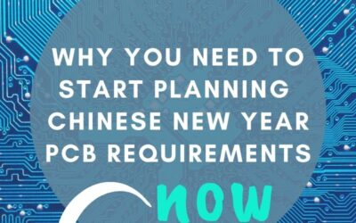 Why you need to start planning your China PCB supply now
